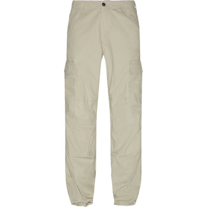 Trousers - Regular - Sand